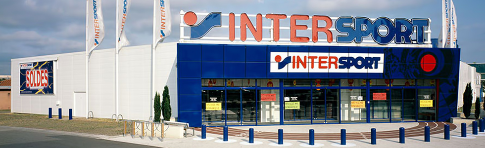 Extension d'un magasin INTERSPORT